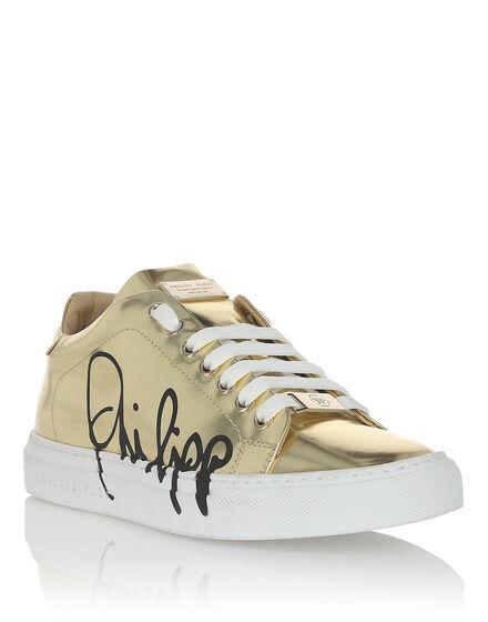 Lo-Top Sneakers Signature mirror