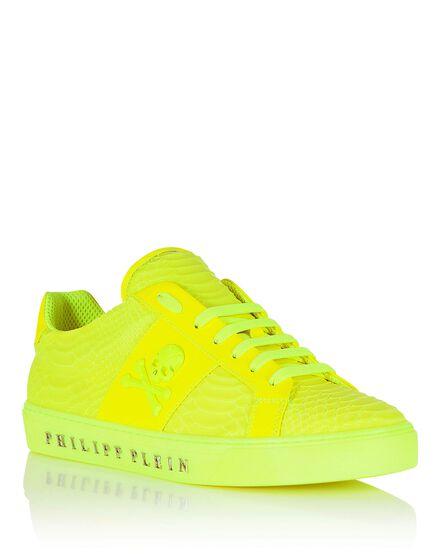 Lo-Top Sneakers Talk slow fluo