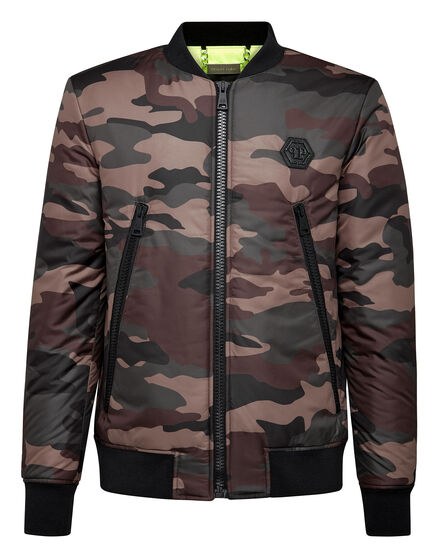 Nylon Bomber Istitutional