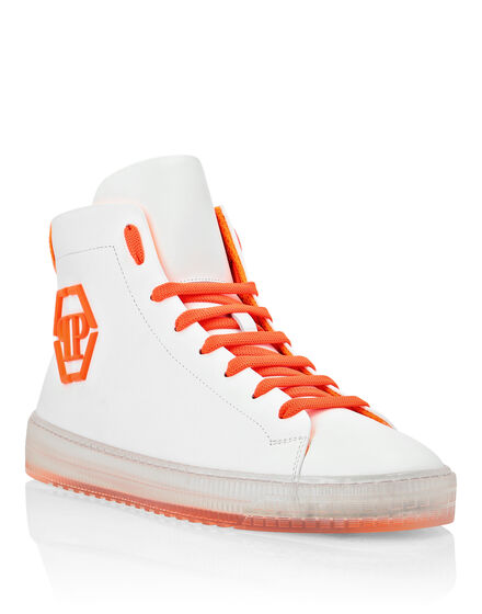 Hi-Top Sneakers NEON ROCK