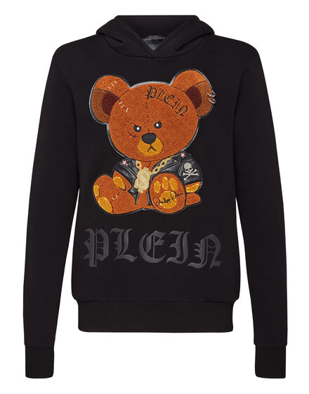 Hoodie sweatshirt Teddy bear Teddy Bear