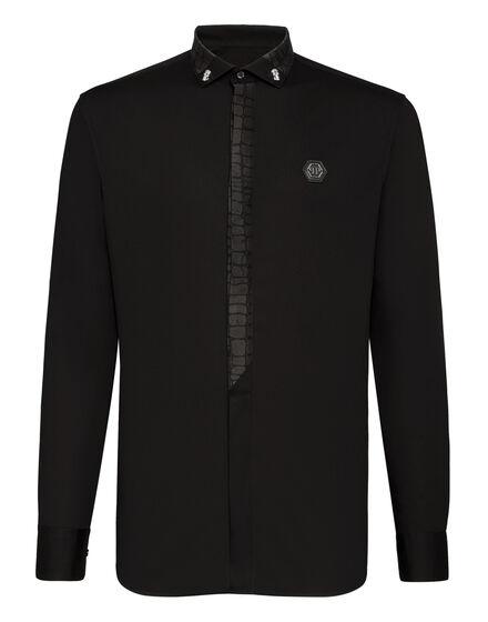 Shirt Platinum Cut LS Elegant