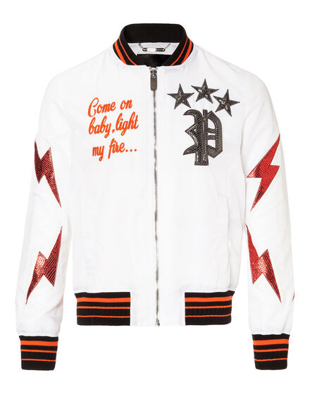 Nylon Jacket F**k