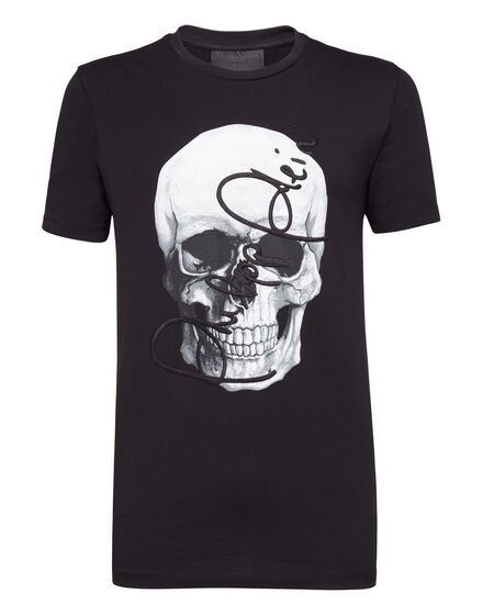 T-shirt Round Neck SS Something
