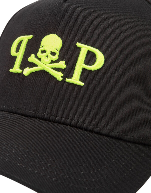 Baseball Cap Skull and Plein