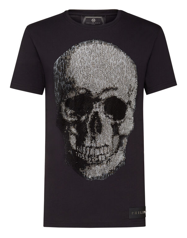 "T-shirt Platinum Cut Round Neck ""Glory"""