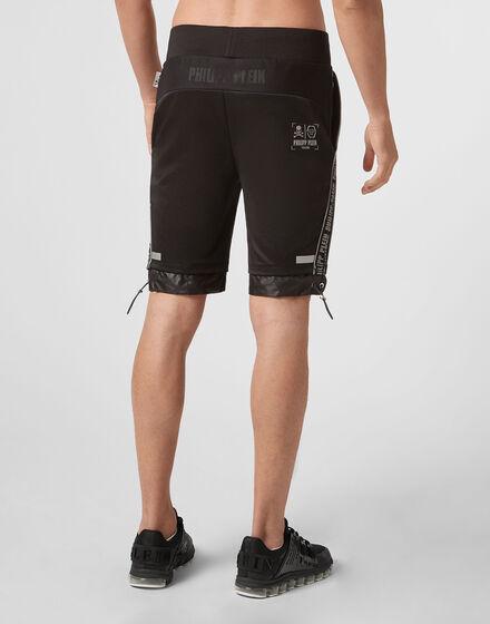 Jogging Shorts  Stripes