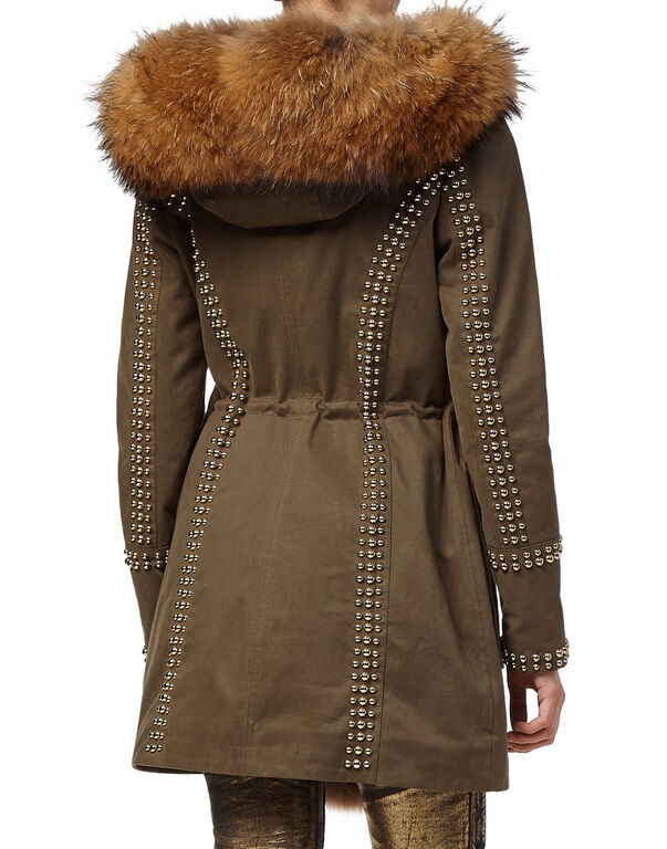 "Parka "" Amazing Fur"""