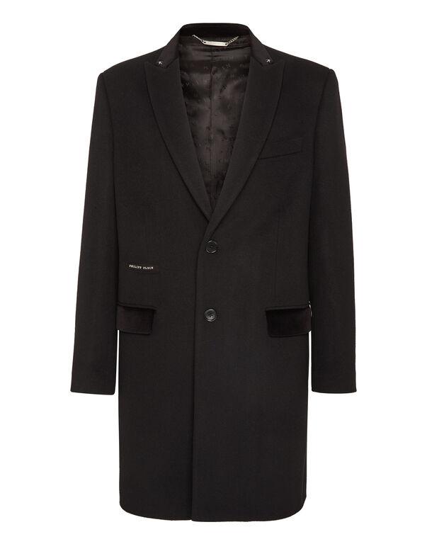 Coat Long Flame