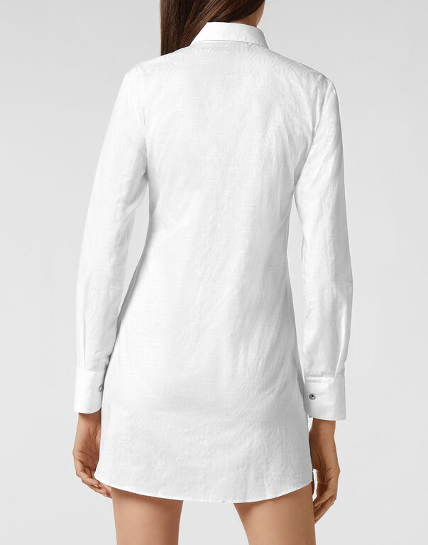 Shirt dress All over PP