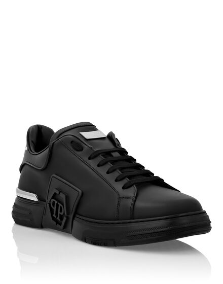Rubber Leather PHANTOM KICK$ Lo-Top Sneakers rubber Hexagon