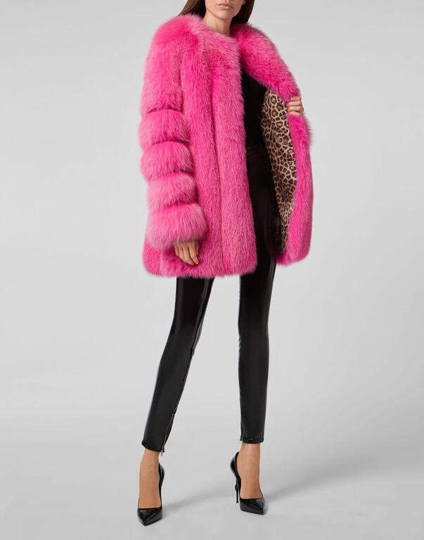 Fur Jacket Luxury