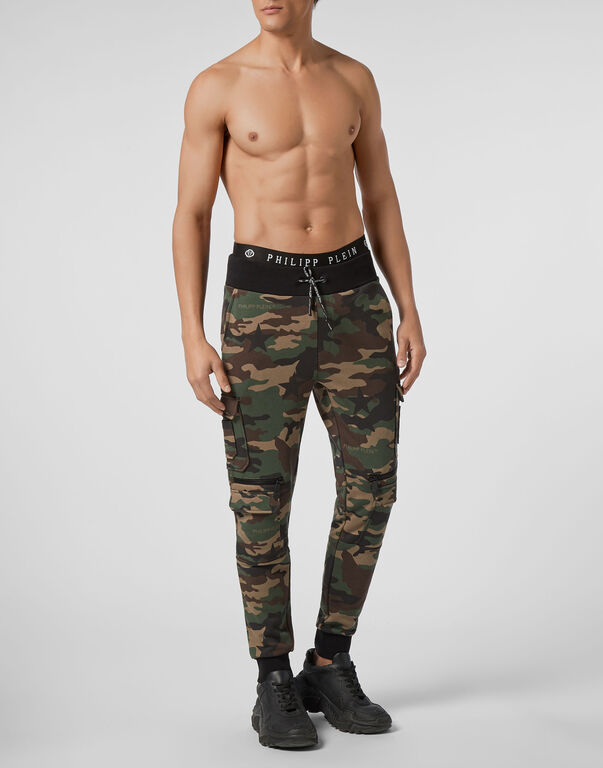 Jogging Trousers Army