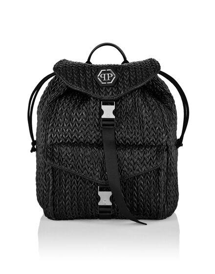 Backpack Iconic Plein