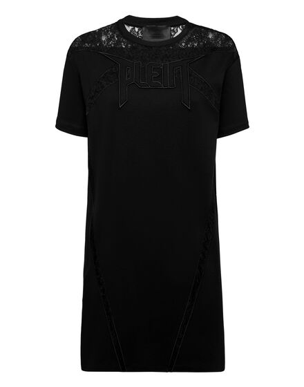 T-shirt Dress Lace