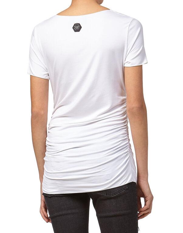 """T-shirt Round Neck SS """"Signature Philipp"""""""