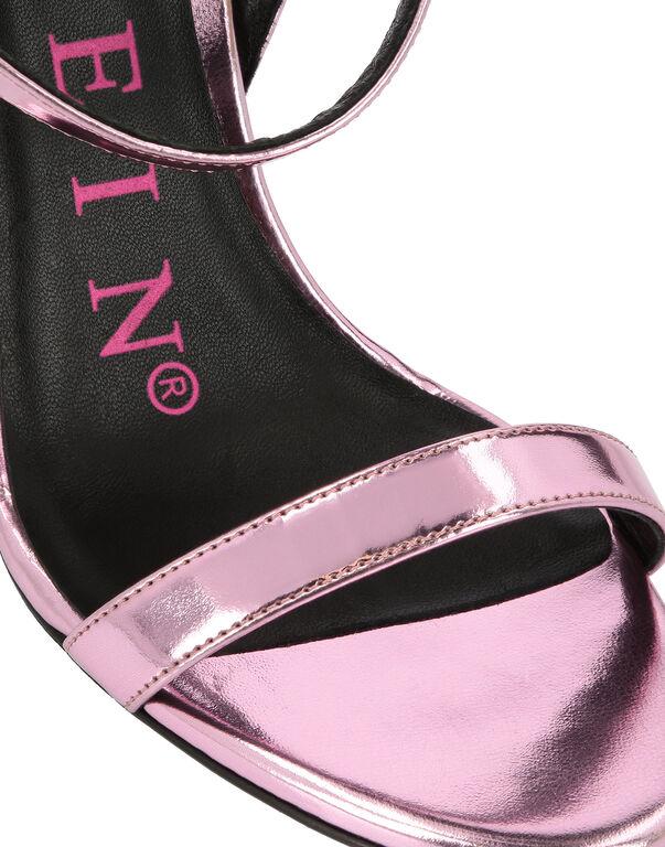 Sandals High Heels Pink Paradise