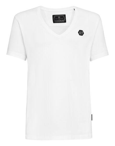 T-shirt Platinum Cut V-Neck Original