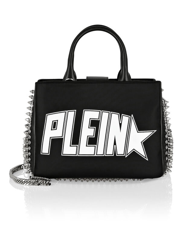 Handle bag Plein Star