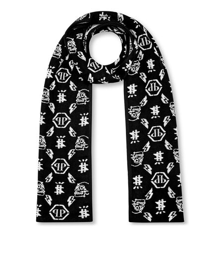 Long Scarf Monogram