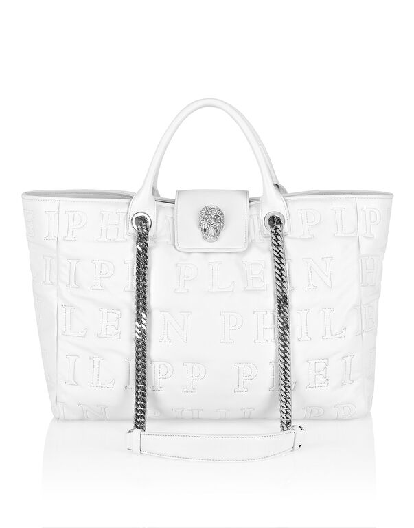 Handle bag Skull crystal