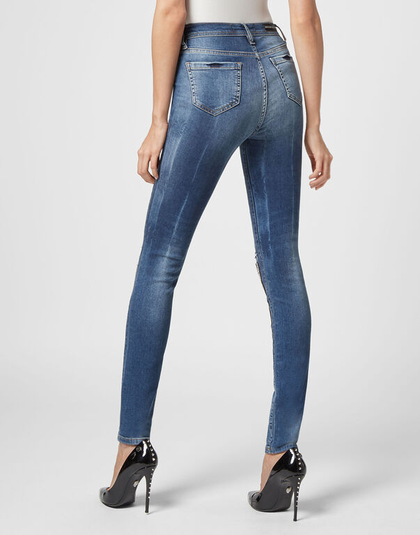 High Waist Jegging Rock PP