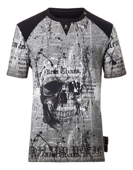 T-shirt Round Neck SS Second