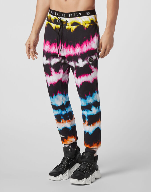 Jogging Trousers Tie dye