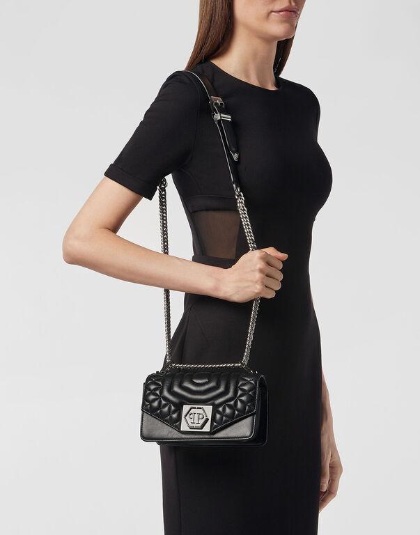 Shoulder Bag-small Hexagon