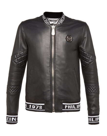 Leather Bomber Mind