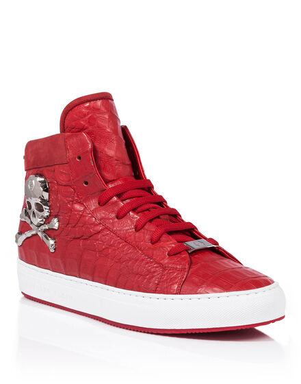 Hi-Top Sneakers Cool man