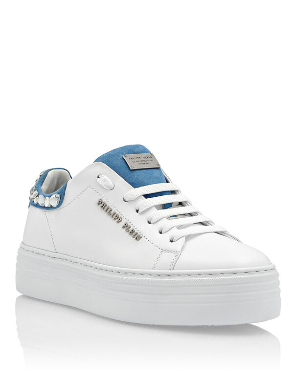 Lo-Top Sneakers Crystal
