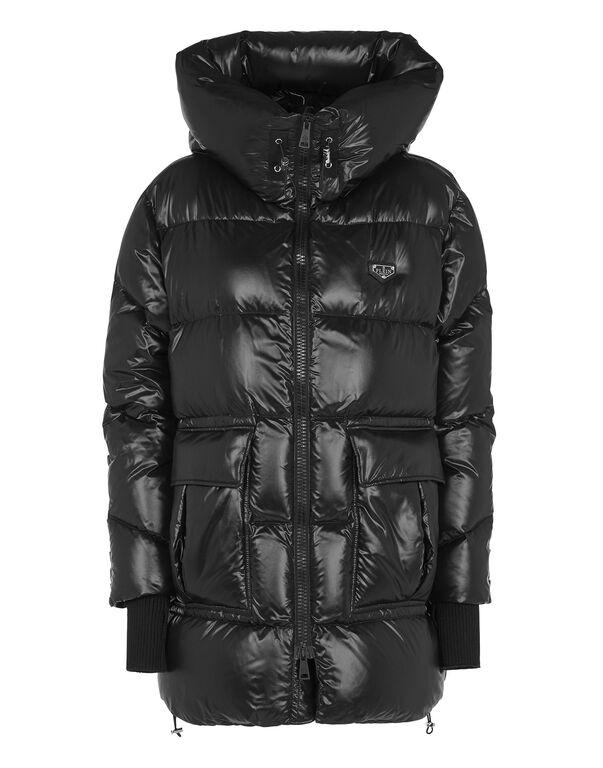 Nylon Jacket Iconic Plein