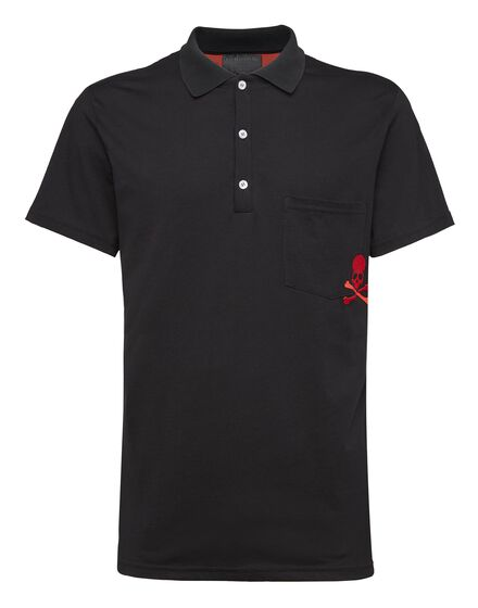 Polo shirt SS Crazy
