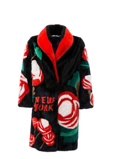 Fur Coat Short Azalee One