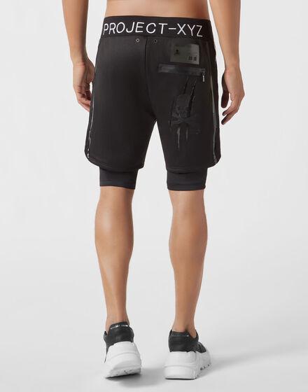 Jogging Shorts XYZ Scratch