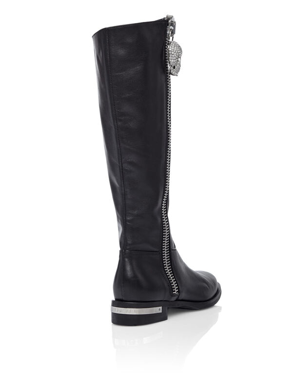 Boots Flat High Original