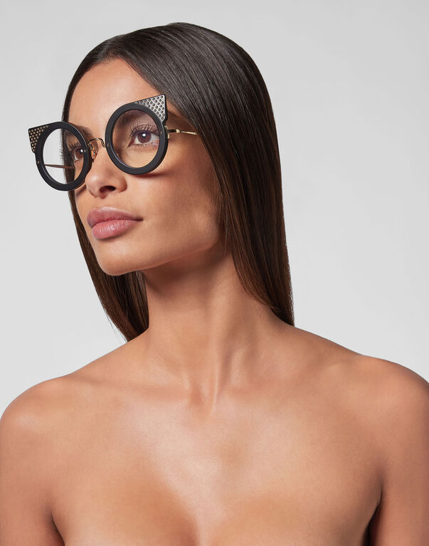 "Optical frames ""Katy-V"" Studs"