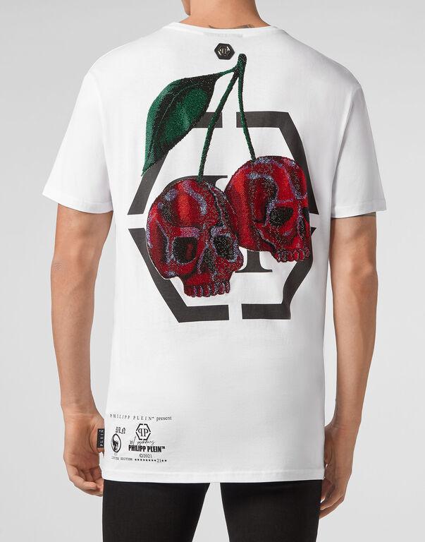 T-shirt Round Neck SS Cherries