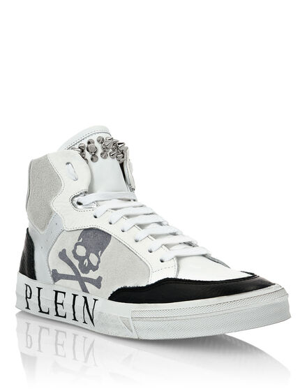 Hi-Top Sneakers Plein Star