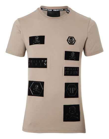 T-shirt V-Neck SS wayne