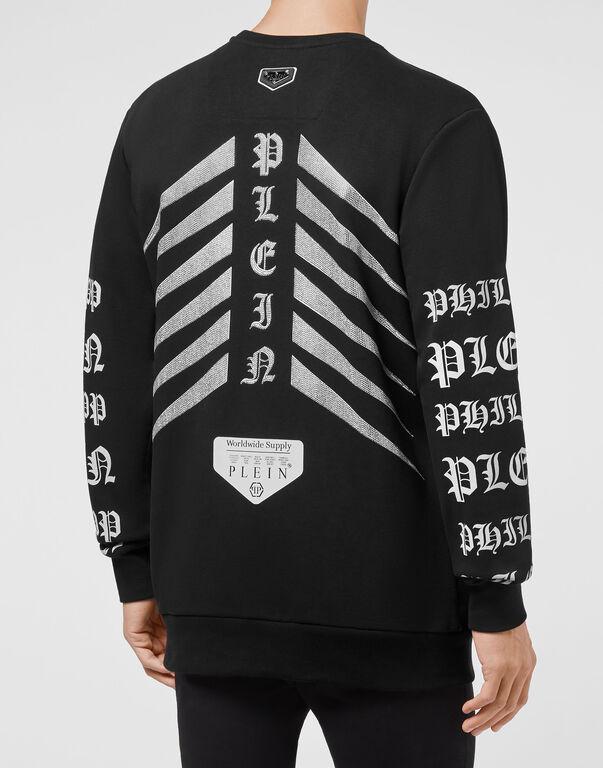 Sweatshirt LS stones Eagles