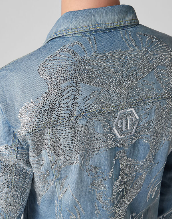 Denim Jacket Psychosocial