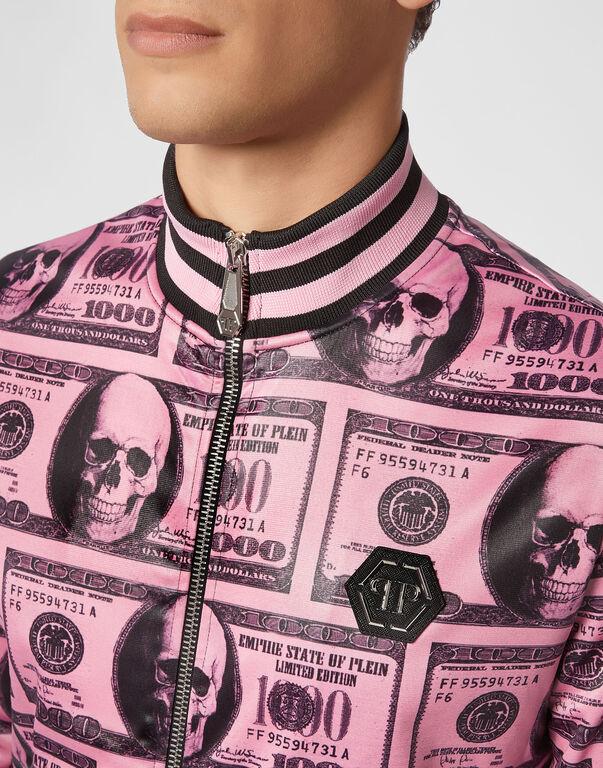 Jogging Jacket Pink paradise