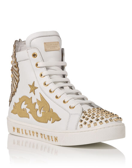 Hi-Top Sneakers Christi