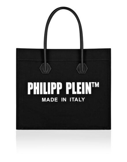 Canvas Handle bag Philipp Plein TM