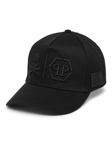 Visor Hat Skull and Plein