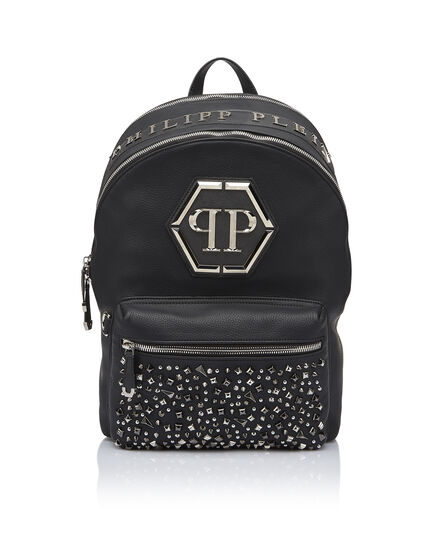 Backpack Metal diamond backpack