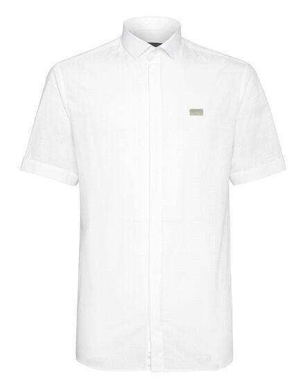 Shirt Platinum Cut SS All over PP