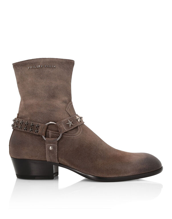 "Boots Mid Flat ""John"""